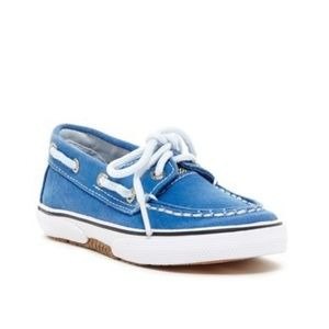 Sperry - Halyard Boat Shoe (Toddler & Little Kid)